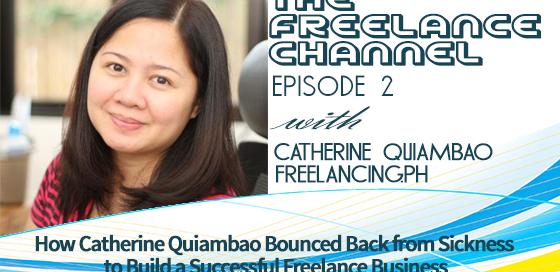 Catherine Quiambao, freelancing.ph