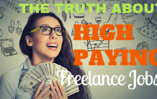 high paying freelance jobs