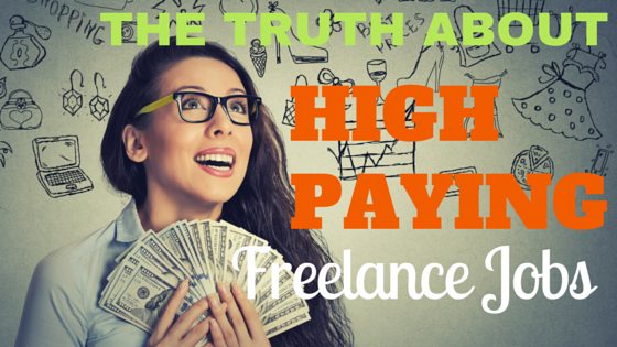 the simple truth about getting a high paying lance job