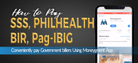 How to Pay Government Bills Using Moneygment App