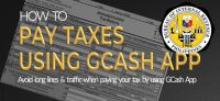 How to Pay Your Tax Using GCash App 1