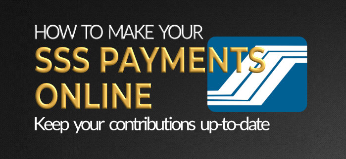How to Pay for Your SSS Contribution Online 1
