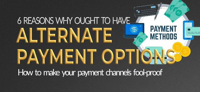 Payment options for freelancers