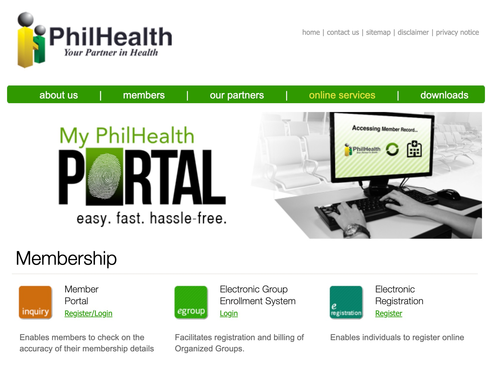 7 Steps on How to Register with Philhealth Online Portal 2