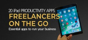 iPad Productivity Apps for Freelancers on the Go